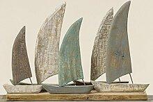 Objekt Segelboote 66 cm
