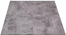 Objekt Teppichfliesen Beton-Optik Fliese Gewerbe