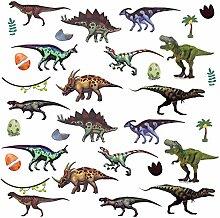 Oblique Unique® Kinder Dino Sticker Set 32 STK.