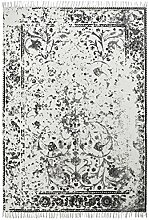 Obsession Teppich Stockholm 17 340 Anthrazit 120x170cm