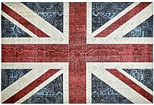 Obsession Teppich Torino Flags 17 422 Union Jack