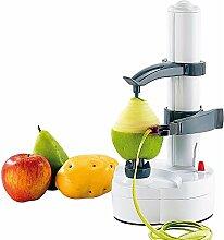 Obst- und Gemüseschäler-Edelstahl-elektrischer