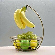 Obstkorb, Bananen-Baum mit Banane Haken und