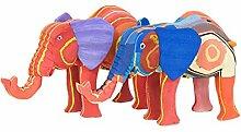 Ocean Sole Ltd. Upcycling Figur Tierfigur Elefant