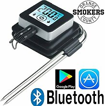 OCS 60690001 Grillthermometer Bluetooth