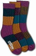 Oddsocks Danny Socken für Männer - Kombination im 3er Se