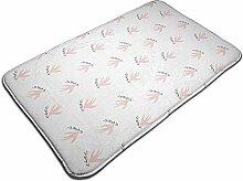 Odelia Palmer Mode Fußmatte Eingang Boden Teppich