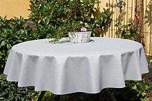 ODERTEX Garten-Tischdecke mit ACRYL abwaschbar,
