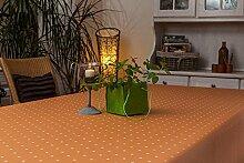 ODERTEX Tischdecke fleckabweisende Beschichtung