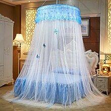 ODIUHEOHF Mosquito net Queen-Size-Bett ruhigen