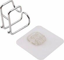 ODN Haken Adhesive Edelstahl Küche Badezimmer