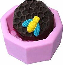 ODN Honeycomb Kuchenform Silikon Backform für