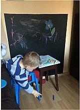 ODN Wand-Aufkleber für Kinder Räume Schwarze