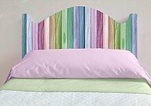 Oedim Kopfteil für Bett, PVC, Digitaldruck,