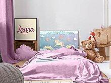 Oedim Kopfteil für Kinderbett, PVC, Einhorn, 115