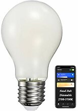 Oeeone E27 Smart Filament LED Lampe ZigBee 7W