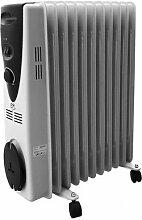 Öl-Radiator 2500W (11) EDM Elemente 07123