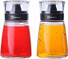 Öl und Essig Spender–Öl und Essig Flaschen