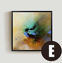 Öl wandkunst,Modern abstrakt 1-teilige