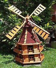 ÖLBAUM Premium-Windmühle, Windmühle für