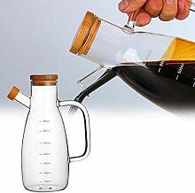 Ölflasche Glasflaschen Essig/ÖL Flaschen mit mit