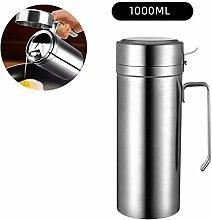 Ölspender Edelstahl - Küche Speiseölspender/und