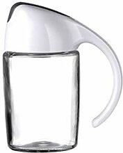 Ölspender Glas Olivenöl Flasche Pot Leckdicht