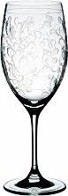 OertelCrystal klein Papagena Weinglas, Glas,