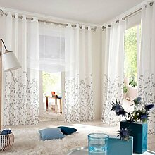 gardinen mit sen unsere besten g nstig online kaufen lionshome. Black Bedroom Furniture Sets. Home Design Ideas