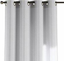 Ösenschal, weiß, 1 Stck. 130 × 260 cm, Leinen