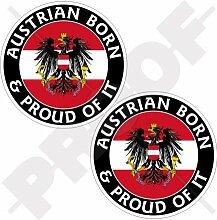 ÖSTERREICH österreichisch geboren u. Stolzes
