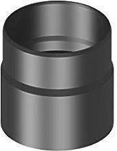Ofenrohr / Kaminrohr / Rauchrohr mit Kondensatring