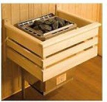 Ofenschutzgitter aus Sauna-Spezialholz