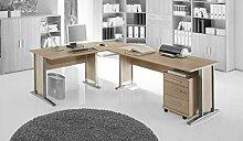 Office Line Winkelkombination Schreibtisch