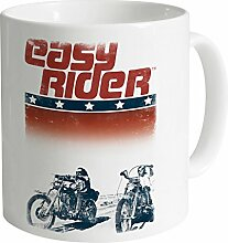 Official Easy Rider Stars Becher
