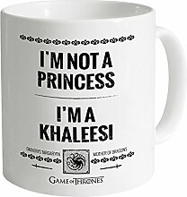 Official Game of Thrones - Khaleesi Tasse