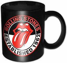 Offiziellen Rolling Stones gegründet 1962 Zunge