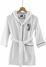 Offizieller Bademantel Juve Juventus aus