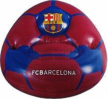 Offizieller FC Barcelona aufblasbarer Stuhl