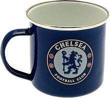 Offizielles Chelsea FC Zinn Becher