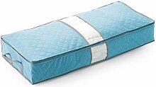 Ogquaton Reißverschluss Kleidung Bettdecke Kissen