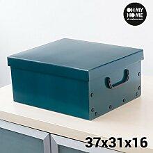 Oh My Home Classic Aufbewahrungsbox aus Pappe mit