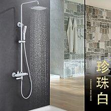 Ohcde Dheark Badezimmer, Badezimmer, Alle Kupfer, Europäischen Stil Mit Antiken, Golden Black Dusche, Dusche, Badewanne, C