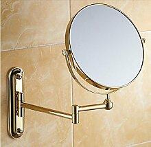 Ohcde Dheark Badezimmer Spiegel Chrom 8 Zoll Wand