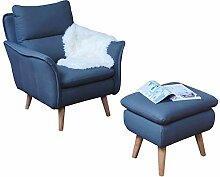 liegesessel mit hocker g nstig online kaufen lionshome. Black Bedroom Furniture Sets. Home Design Ideas
