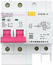OIASD Schutzschalter-Schutzschalter 2P-Schalter