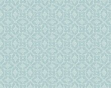 Oilily Home Vliestapete Oilily Atelier Tapete grafisch 10,05 m x 0,53 m blau Made in Germany 302693 30269-3