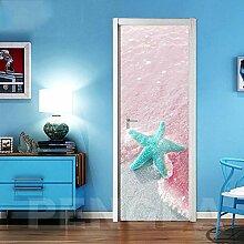 OIODI® 3D Türaufkleber für Innentüren Weiße
