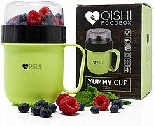OISHI LUNCHPOT YUMMY CUP - Joghurt Salat Müsli