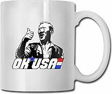 OK, USA! Keramik Kaffeebecher Ideen Becher Beste